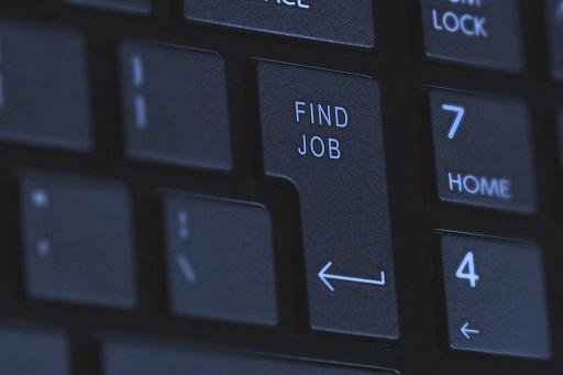 find job through network