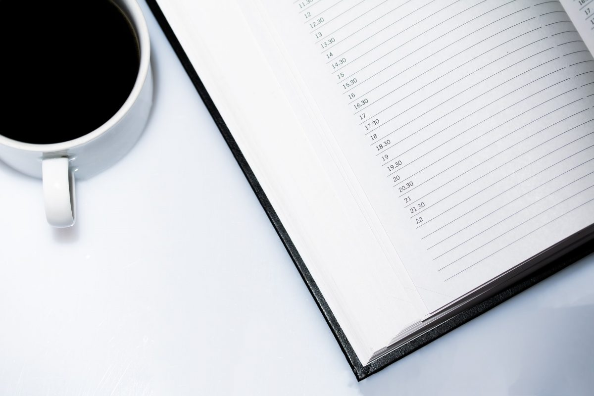 EDA principle, self organisation and time management