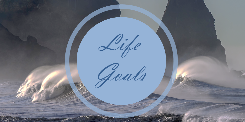 How to set life goals